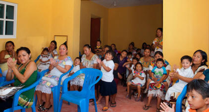 Sustainable Travel Tips:  Pack for a Purpose and help the Maya Children of Yucatan, Mexico