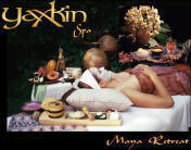 Yaxkin Spa: one of the World's Best Eco-Spas and Holistic Maya Spa, Chichen Itza, Yucatan, Mexico