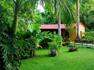 Rent Your Private Two Bedroom Cottage per week this June and Sept. 2010 at Hacienda Chichen Now