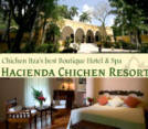 Hacienda Chichen Resort, Yucatan's best Green boutique hotel www.haciendachichen.com