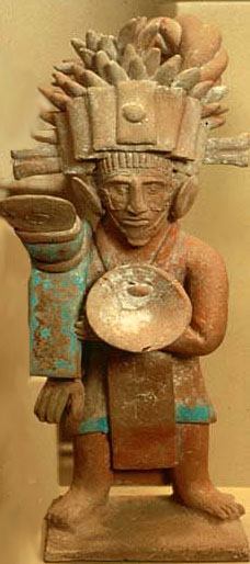 Mayan Aluxe Guardians of Mother Nature and other Supernatural Beings
