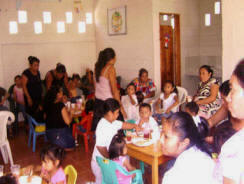 Maya Children Nutrition Program - Maya Foundation In Laakeech Social Work near Chichen Itza, Yucatan, Mexico