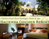 Hacienda Chichen Resort is Yucatan's best Green Boutique Hotel and a wonderful place to enjoy many Mayan traditions