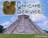Chichen Services offers you  Mayan Vacation Packages at great savings!