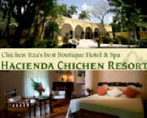 Hacienda Chichen Resort and Yaxkin Spa are dedicated to the Mayan eco-cultural traditions and the best quality service found in Chichen Itza, Yucatan, Mexico