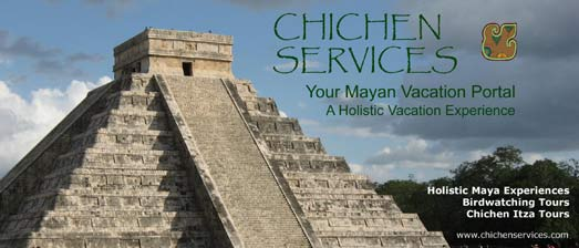 Pet lovers now can enjoy our Chichen Itza Hotel Services and offers - great Mayan Eco-Cultural Vacations, Hotel Discount Rates, and Special Yucatan Vacation Packages