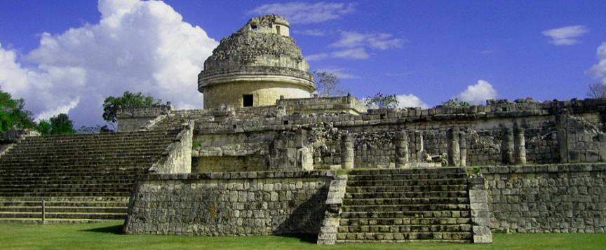 Visit Chichen Itza, Yucatan, and stay at Hacienda Chichen, Mexico's best Eco-Cultural Vacation Destination
